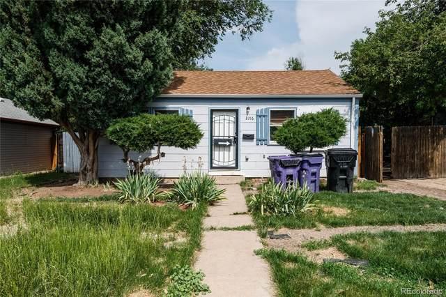 2216 S Linley Court, Denver, CO 80219 (#4367842) :: Venterra Real Estate LLC
