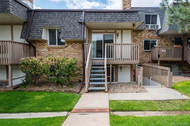 2190 S Holly Street #223, Denver, CO 80222 (#4367955) :: Real Estate Professionals