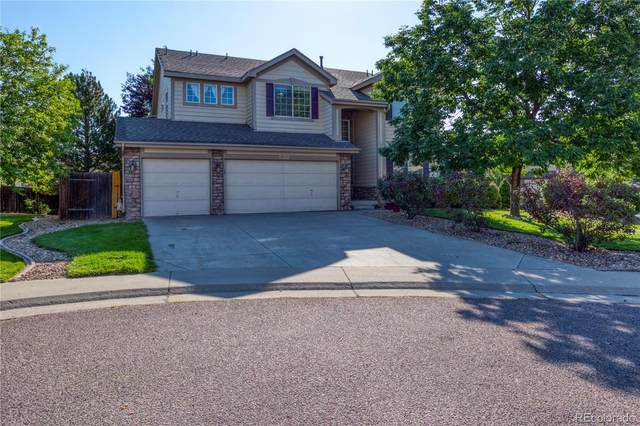 8840 S Independence Court, Littleton, CO 80128 (#4368021) :: The DeGrood Team