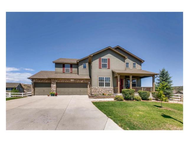 3809 Heatherglenn Lane, Castle Rock, CO 80104 (MLS #4368195) :: 8z Real Estate