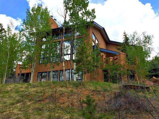 9570 Canyon Drive, Green Mountain Falls, CO 80819 (MLS #4368210) :: 8z Real Estate