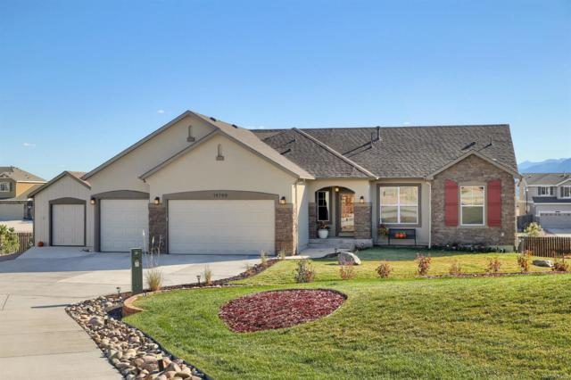 16760 Buffalo Valley Path, Monument, CO 80132 (#4368278) :: The Tamborra Team