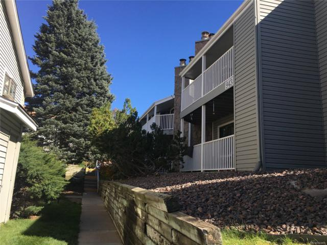 943 S Zeno Way #207, Aurora, CO 80017 (#4368362) :: The Heyl Group at Keller Williams
