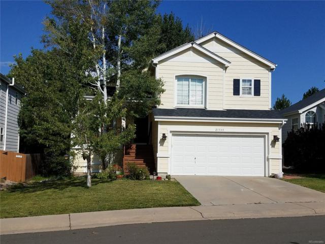 21335 E Belleview Place, Centennial, CO 80015 (#4368453) :: The Peak Properties Group