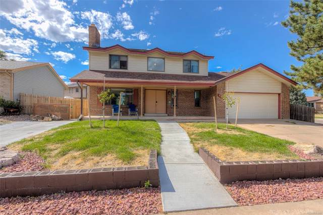 903 S Ouray Street, Aurora, CO 80017 (#4368511) :: The Galo Garrido Group