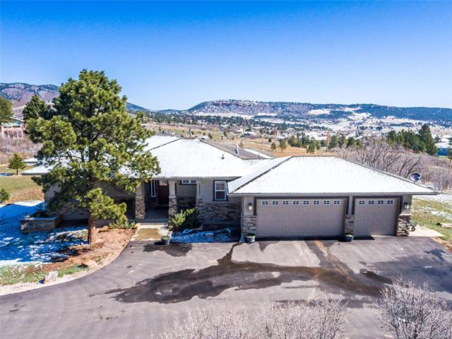 18285 Pixie Park Road, Monument, CO 80132 (#4368580) :: The City and Mountains Group