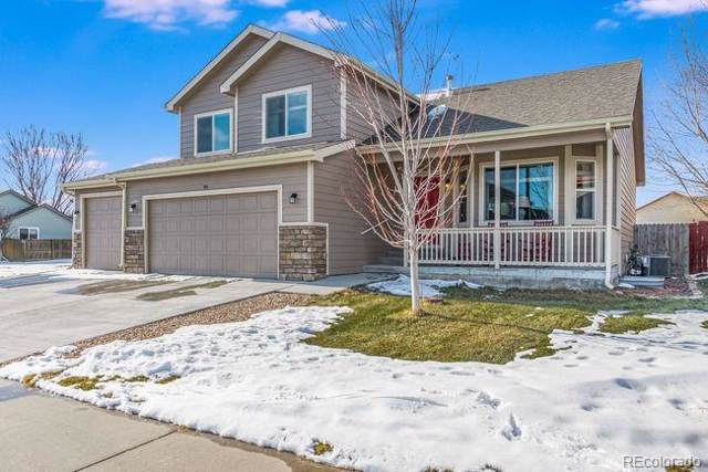 93 Evans Street, Severance, CO 80550 (MLS #4368715) :: Bliss Realty Group