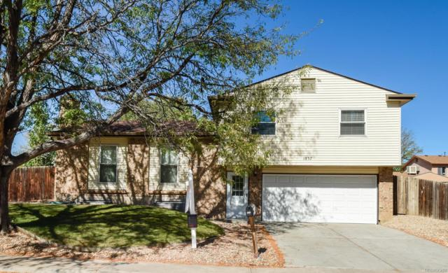1837 S Fairplay Street, Aurora, CO 80012 (#4369093) :: The DeGrood Team