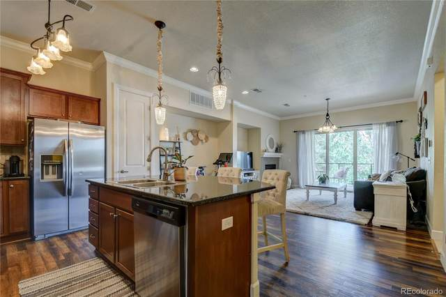 305 Inverness Way #208, Englewood, CO 80112 (#4369327) :: The Griffith Home Team