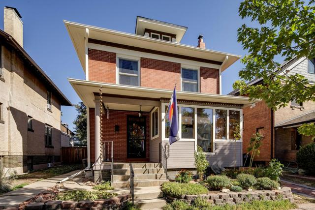 435 E 2nd Avenue, Denver, CO 80203 (#4369726) :: Sellstate Realty Pros