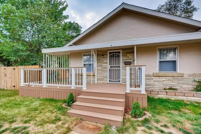 4151 S Fox Street, Englewood, CO 80110 (MLS #4369801) :: 8z Real Estate