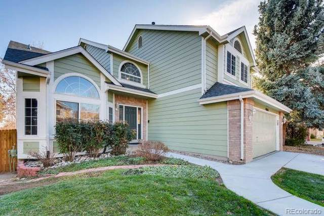 9636 W 99th Place, Westminster, CO 80021 (#4369815) :: The DeGrood Team