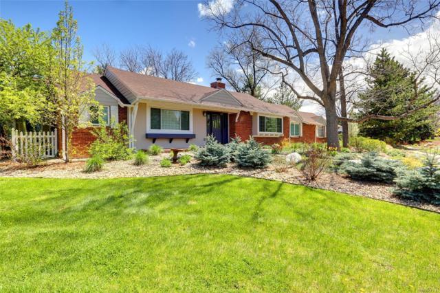 5500 S Franklin Street, Greenwood Village, CO 80121 (#4370257) :: Colorado Home Finder Realty