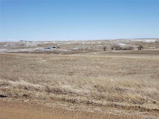40 Acres Vacant Land, Strasburg, CO 80136 (#4370476) :: The Brokerage Group