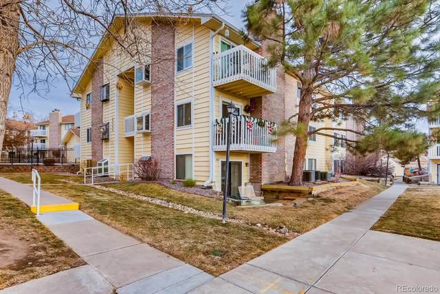 12524 E Cornell Avenue #101, Aurora, CO 80014 (#4370807) :: The HomeSmiths Team - Keller Williams