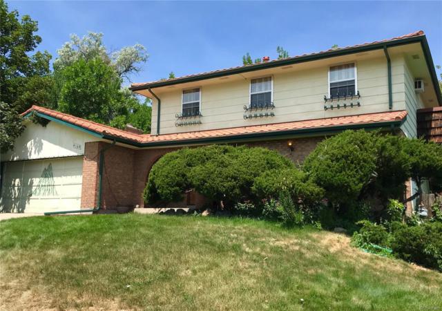 4165 E Peakview Circle, Centennial, CO 80121 (#4371640) :: The Peak Properties Group