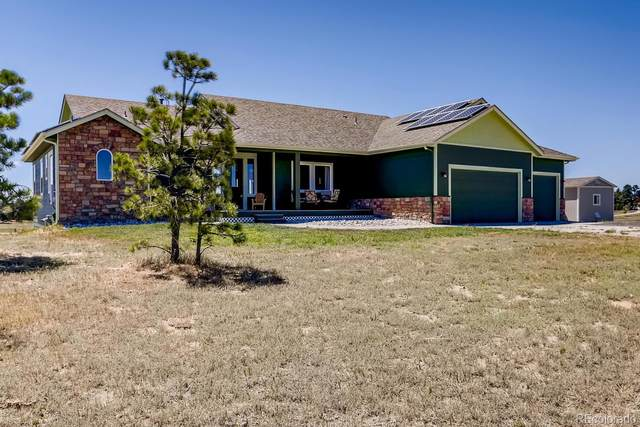 37653 Tarie Trail, Elizabeth, CO 80107 (#4371650) :: The DeGrood Team