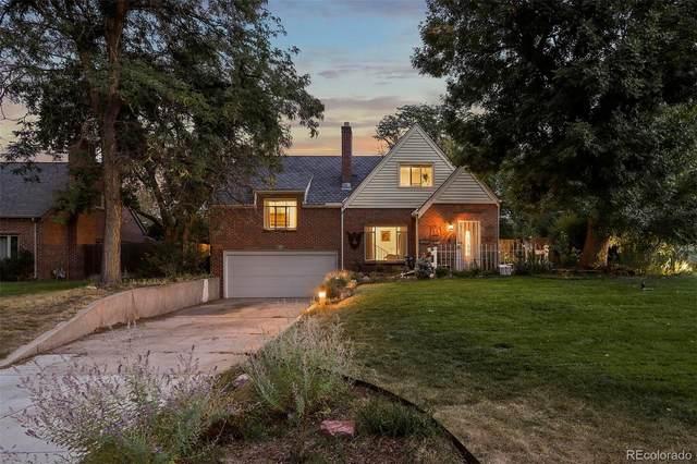 1270 Pontiac Street, Denver, CO 80220 (#4371955) :: The HomeSmiths Team - Keller Williams