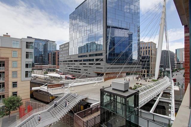 2100 16th Street #500, Denver, CO 80202 (#4371984) :: Wisdom Real Estate