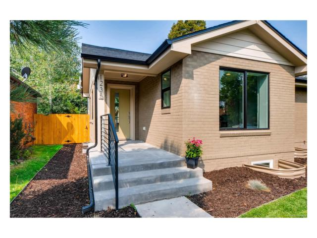 1235 S Jackson Street, Denver, CO 80210 (#4372615) :: Thrive Real Estate Group