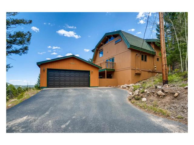 29906 Kennedy Gulch Road, Conifer, CO 80433 (MLS #4372796) :: 8z Real Estate