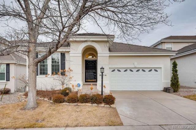 8014 S Albion Street, Centennial, CO 80122 (#4372853) :: Briggs American Properties