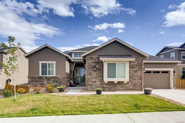 3756 Spanish Oaks Trail, Castle Rock, CO 80108 (MLS #4372910) :: 8z Real Estate