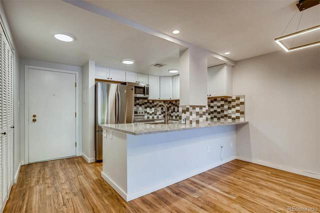 800 Pearl Street #311, Denver, CO 80203 (#4373263) :: The Griffith Home Team