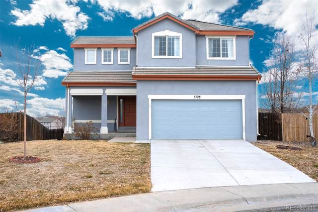 5108 S Sicily Street, Aurora, CO 80015 (MLS #4373410) :: Bliss Realty Group