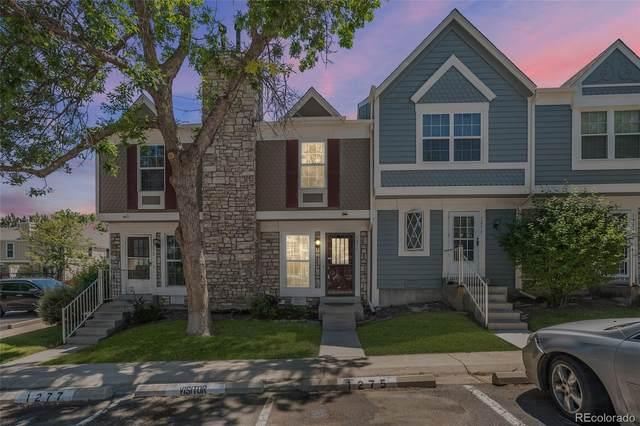 1275 S Idalia Street, Aurora, CO 80017 (MLS #4373921) :: 8z Real Estate