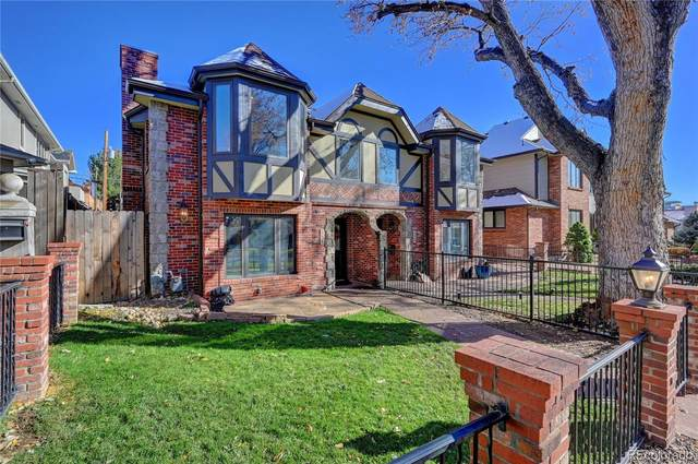 358 Steele Street, Denver, CO 80206 (#4374364) :: The DeGrood Team