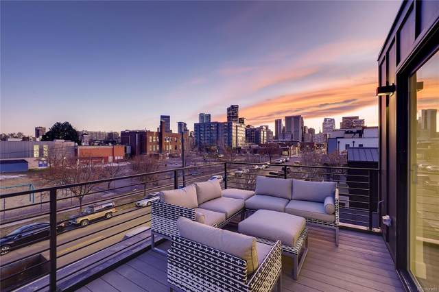 2457 Lawrence Street, Denver, CO 80205 (#4374414) :: The DeGrood Team