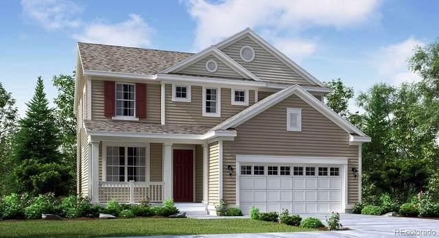 3050 E 160th Place, Thornton, CO 80602 (#4374500) :: Finch & Gable Real Estate Co.