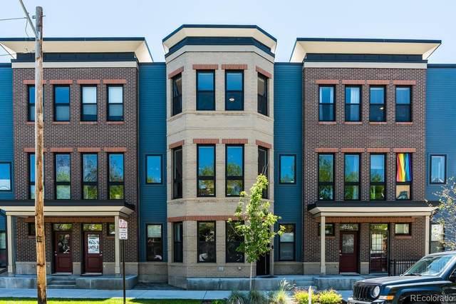 2340 Stout Street, Denver, CO 80205 (#4374928) :: milehimodern