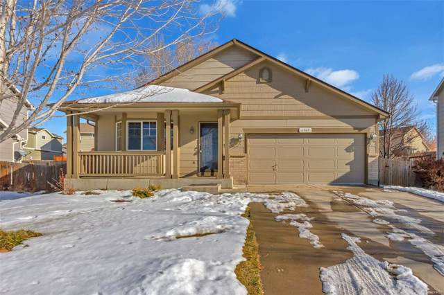 6169 Taylor Street, Frederick, CO 80530 (#4374935) :: The HomeSmiths Team - Keller Williams
