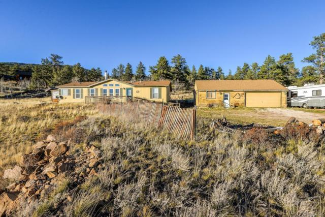 408 Navajo Road, Red Feather Lakes, CO 80545 (MLS #4375059) :: Kittle Real Estate