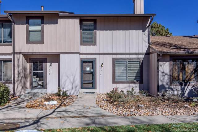 3531 S Kittredge Street C, Aurora, CO 80013 (#4375366) :: Realty ONE Group Five Star