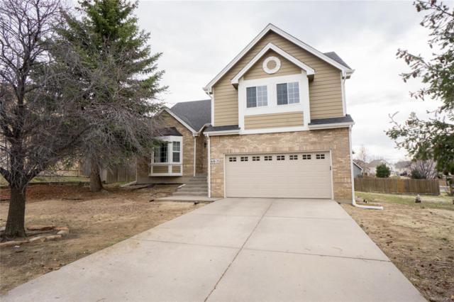 6815 Quicksilver Drive, Colorado Springs, CO 80922 (MLS #4375589) :: 8z Real Estate