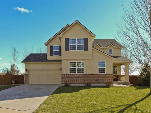 8010 Raspberry Drive, Frederick, CO 80504 (#4375829) :: House Hunters Colorado