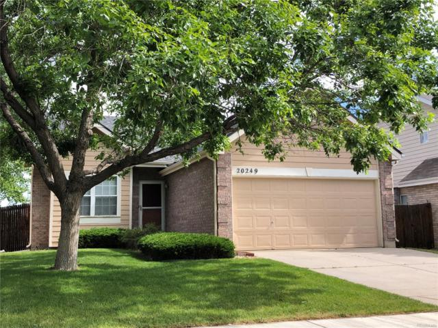 20249 E Purdue Place, Aurora, CO 80013 (#4375861) :: The Heyl Group at Keller Williams