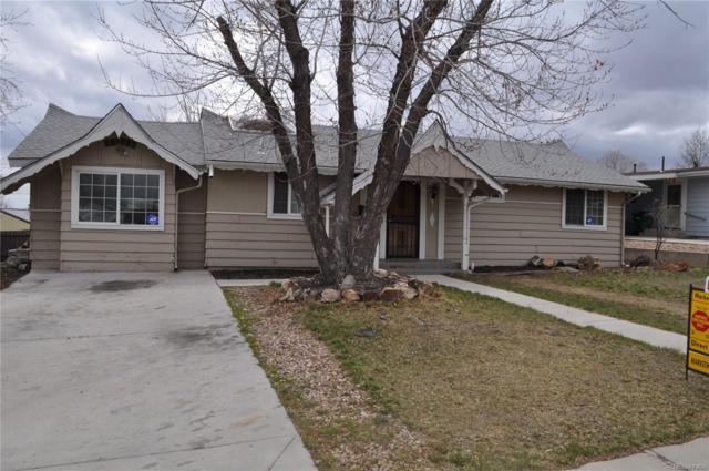 340 Del Norte Street, Denver, CO 80221 (#4376630) :: The Peak Properties Group