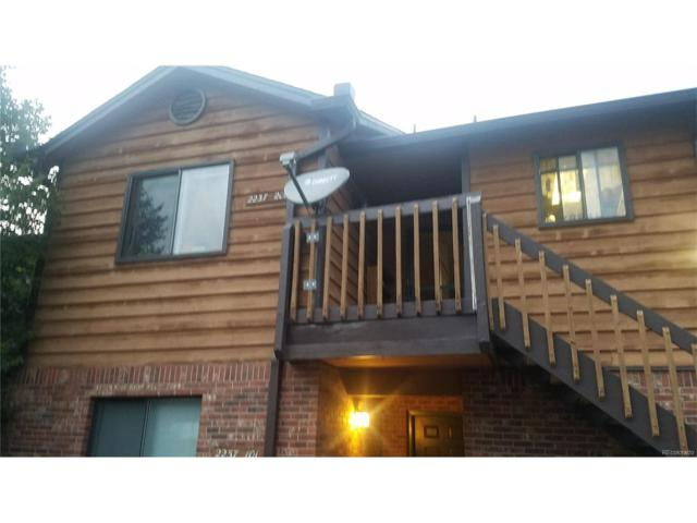 2237 S Buckley Road #201, Aurora, CO 80013 (#4376966) :: The Umphress Group