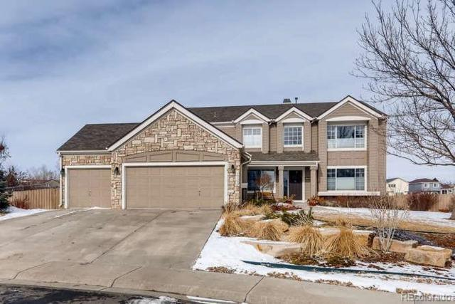10501 Paxton Court, Parker, CO 80134 (#4377319) :: The Griffith Home Team