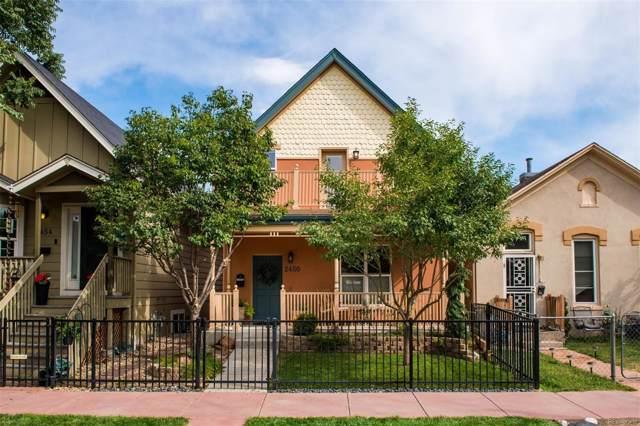 2450 Tremont Place, Denver, CO 80205 (MLS #4378521) :: Keller Williams Realty