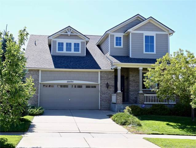 20494 E Girard Place, Aurora, CO 80013 (#4378649) :: James Crocker Team