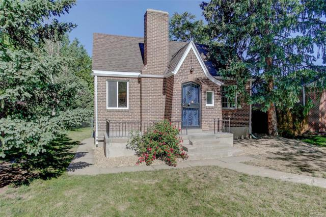 1185 Eudora Street, Denver, CO 80220 (#4378656) :: Wisdom Real Estate