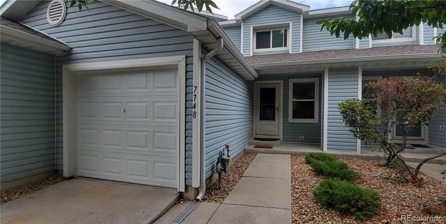 7748 S Kittredge Court, Englewood, CO 80112 (MLS #4378991) :: Find Colorado