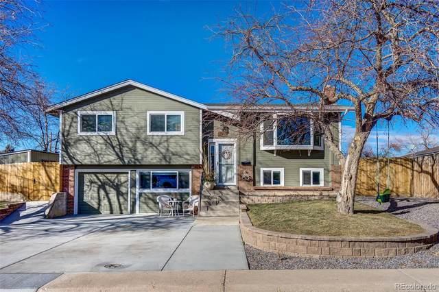 7239 S Cherry Drive, Centennial, CO 80122 (#4379294) :: HergGroup Denver