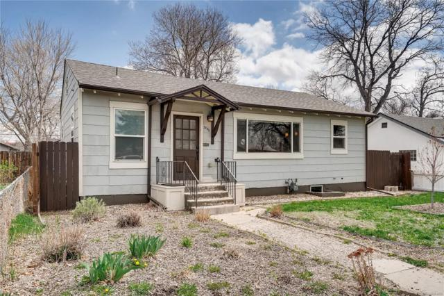 2260 Harlan Street, Edgewater, CO 80214 (MLS #4379550) :: 8z Real Estate
