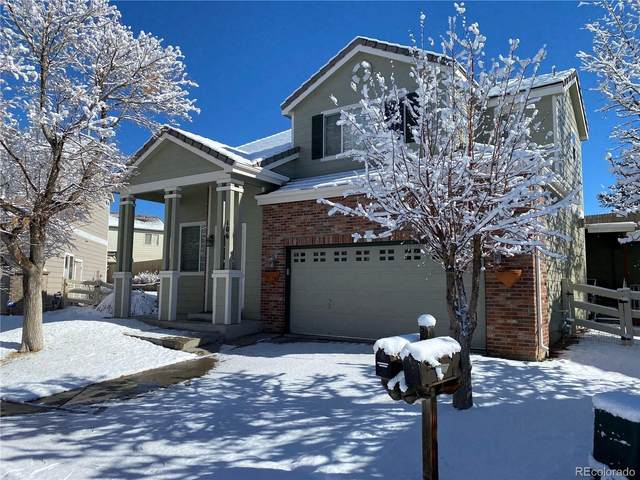 106 S Evanston Way, Aurora, CO 80012 (#4379601) :: Compass Colorado Realty